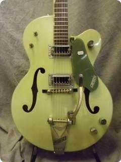 Gretsch Double Anniversery  1964 Two Tone Smoke Green