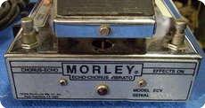 Morley Echo Chorus Vibrato ECV 1980 Cromo