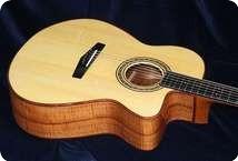 Oskar Graf Concert Cutaway Guitar 2013