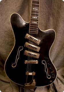 Framus Television Black/nature