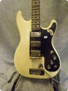 Hofner 173 1963 White