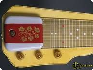 Gibson Ultratone 7 string 1953 Ivory Natural