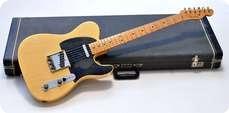 Fender Custom Shop 51 RI Nocaster Relic Blonde