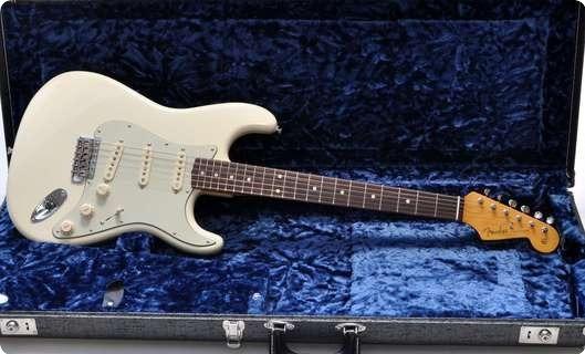 Fender John Mayer Signature 2012 Olympic White Guitar For Sale Makina Muzik