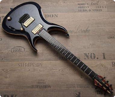 Zerberus Guitars Blue Evil Morpheus 2013
