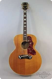 Gibson J 200 Previously Jonathan Jeremiah  Maple Spruce, 1969