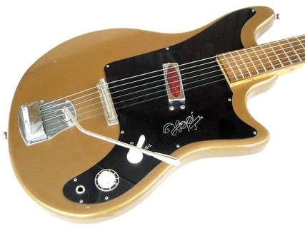 Hopf Twisty 1964 Green