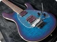 Music Man Steve Morse Y2D Floyd Rose 2010 Deep Purple Burst