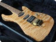 Tom Anderson Grand Am Flamed Maple 1991 Natural