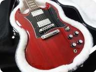 Gibson SG Standard 2011 Cherry Red