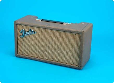 Fender Reverb Unit 1963 Brown