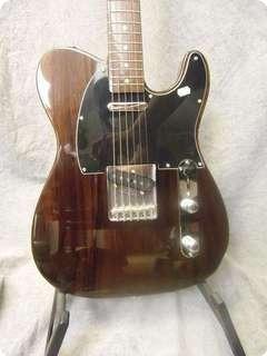 Fender Telecaster Rosewood Nature