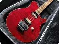 Music Man EVH Eddie Van Halen 1991 Red