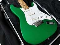 Fender Stratocaster Eric Clapton 1988 Candy Green