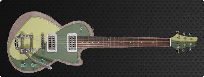 Leather Guitars Samaria Nature Edition