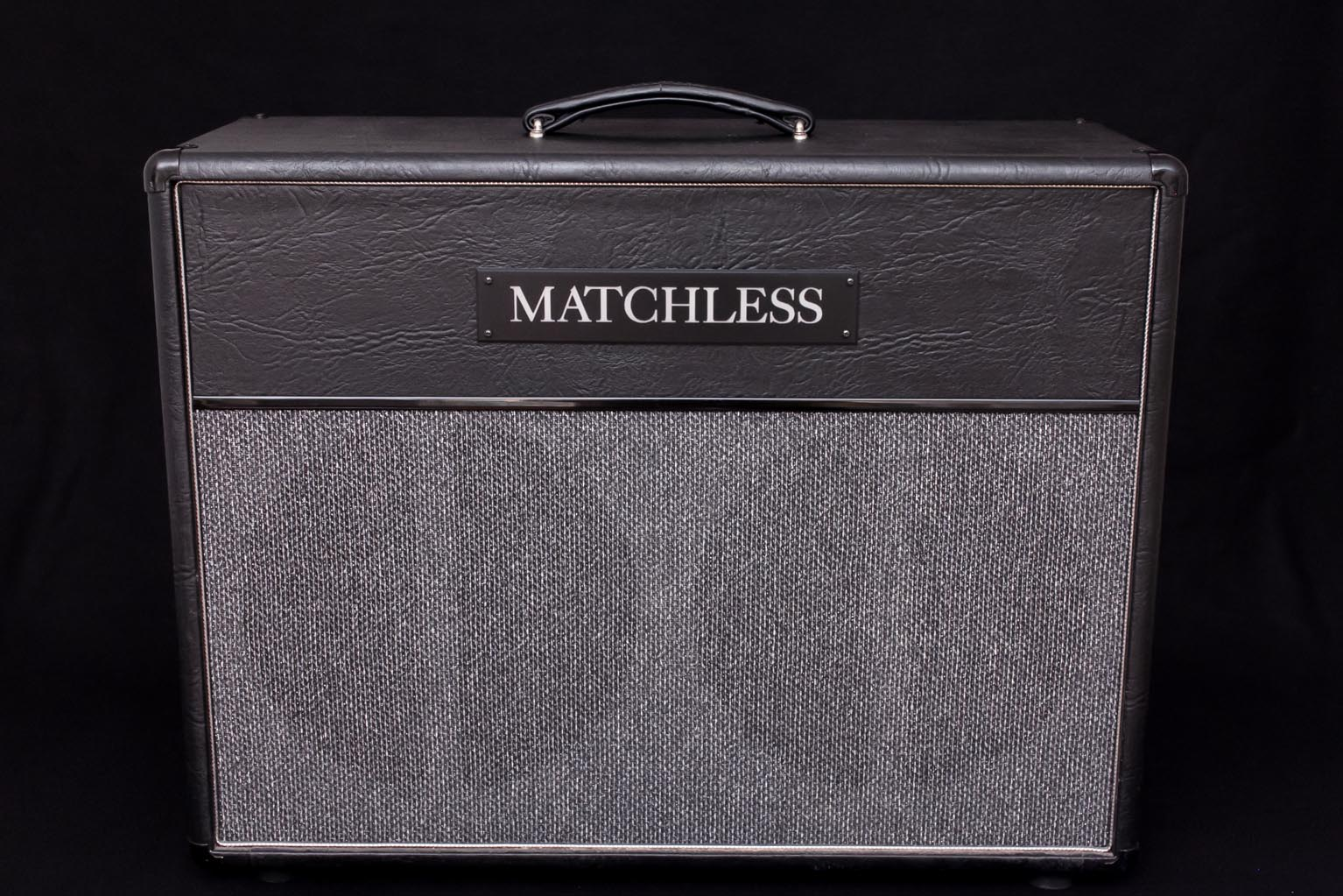 Matchless ESD 212 2000 Black Amp For Sale Bigfoot-Guitars