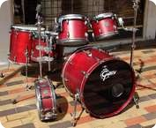 Gretsch Broadcaster 1998 Red Oil Stain