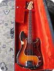 Fender Precision Bass 1968 SUNBURST