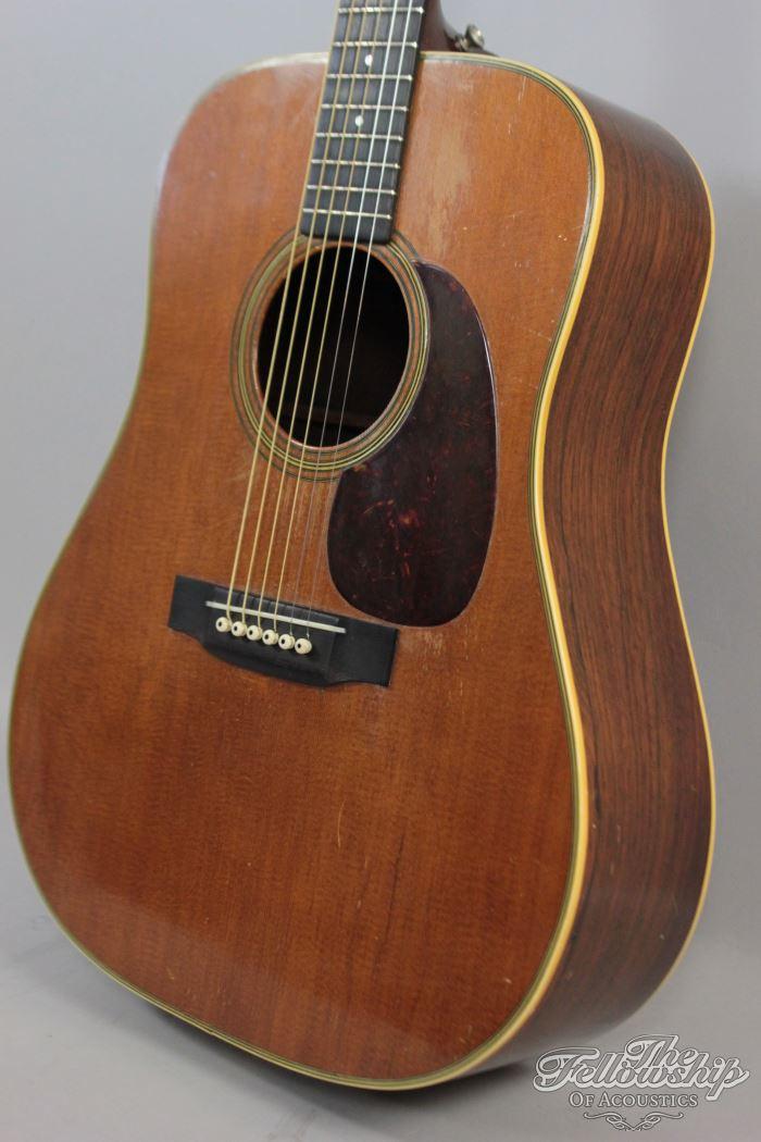 martin d 28 vintage rosewood spruce 1951 guitar for sale the fellowship of acoustics. Black Bedroom Furniture Sets. Home Design Ideas