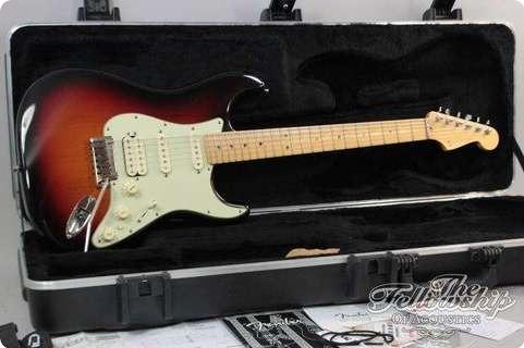 Fender Stratocaster Hss Dlx Deluxe 2010