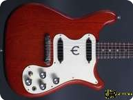 Epiphone Olympic Double 1965 Cherry