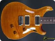 Paul Reed Smith PRS Custom 24 1995 Trans Amber