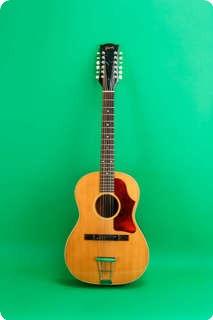 Gibson B 25 12 1965 Natural