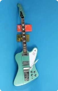 Gibson Firebird V 1999 Inverness Green