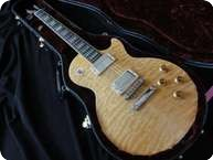 Gibson Les Paul Elegant 5A Quilt 2001 Natural