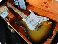 Fender Stratocaster 1956 NOS Custom Shop Gold Hardware 2002 Sunburst