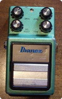 Ibanez St9 1980 Green