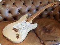 Fender Cunetto Stratocaster 1995 Blonde