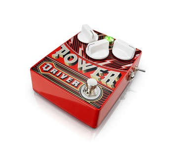 Drno Effects Powerdriver Mkii 2013 Red