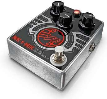 Drno Effects Drive O Matic 2013 Black