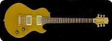 Zeal Guitars Cupido Junior Brass 2015 Vintage Gold Brass