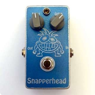 Synapticgroove Snapperhead 2013 Hand Finished/painted With A Relic'd Look