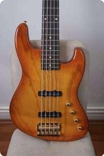 Levinson Blade Guitars B25 2013 Honeyburst