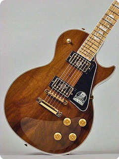 Rare Electric Guitars >> Gibson Old Hickory Les Paul 1998 Olive Poplar Guitar For Sale GrinningElk Music Co.