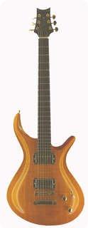 Tc Ellis Guitars Mantis Ii