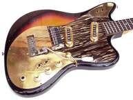 Framus Strato Deluxe 1966 Sunburst