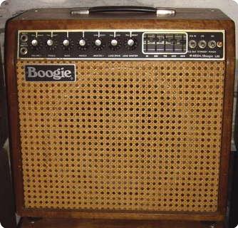 Mesa Boogie Mkii  Wood Line 1980 Walnut