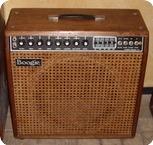 Mesa Boogie MK II Wood Line 15 1980 Walnut