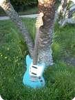 Fender MUSTANG 1964 DAPHNE BLUE
