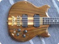 Alembic Stanley Clarke Signature Deluxe 1988 Walnut