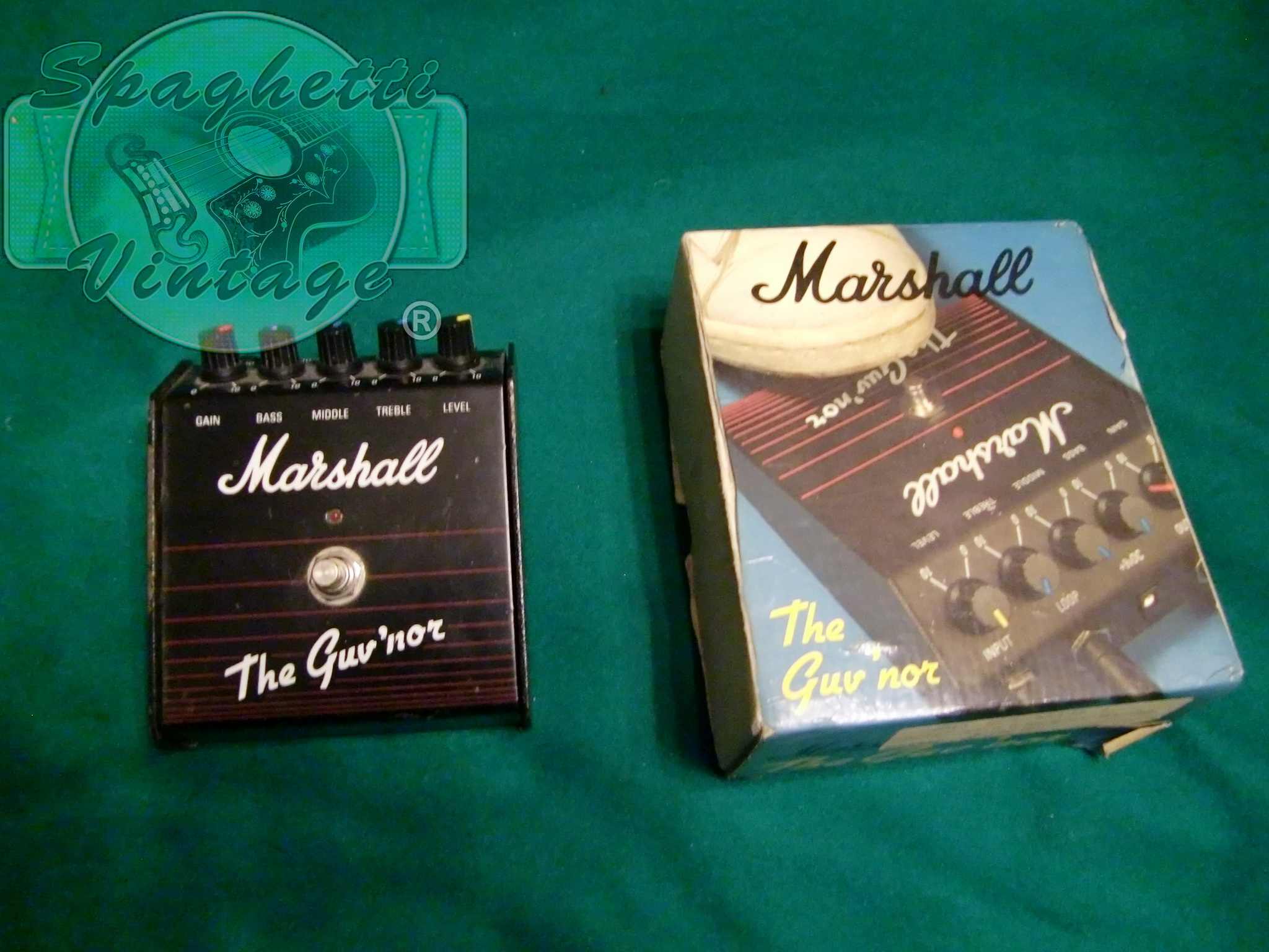 Marshall The Guv'nor Guvnor 1980's Effect For Sale