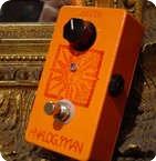 Analog Man Juicer W Power Jack Orange