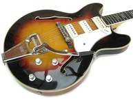 Vox Bobcat 1966 Sunburst