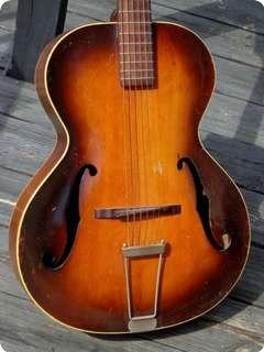 epiphone olympic archtop 1941 sunburst finish guitar for sale guitarbroker. Black Bedroom Furniture Sets. Home Design Ideas