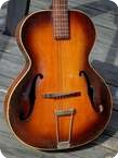 Epiphone Olympic Archtop 1941 Sunburst Finish