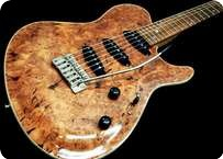 Lipe Guitars Twisted Soldato Made To Order